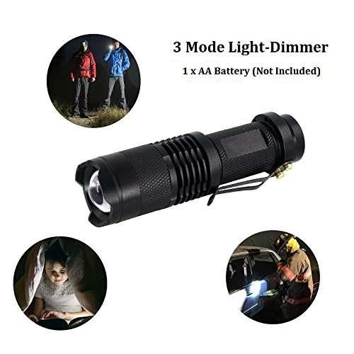 Emergency Survival Kit LED Flashlight