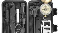Emergency Survival Kit Waterproof Case