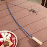 FireBuggz Roasting Fishing Pole Flipper