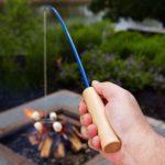 FireBuggz Roasting Fishing Pole Marshmallows