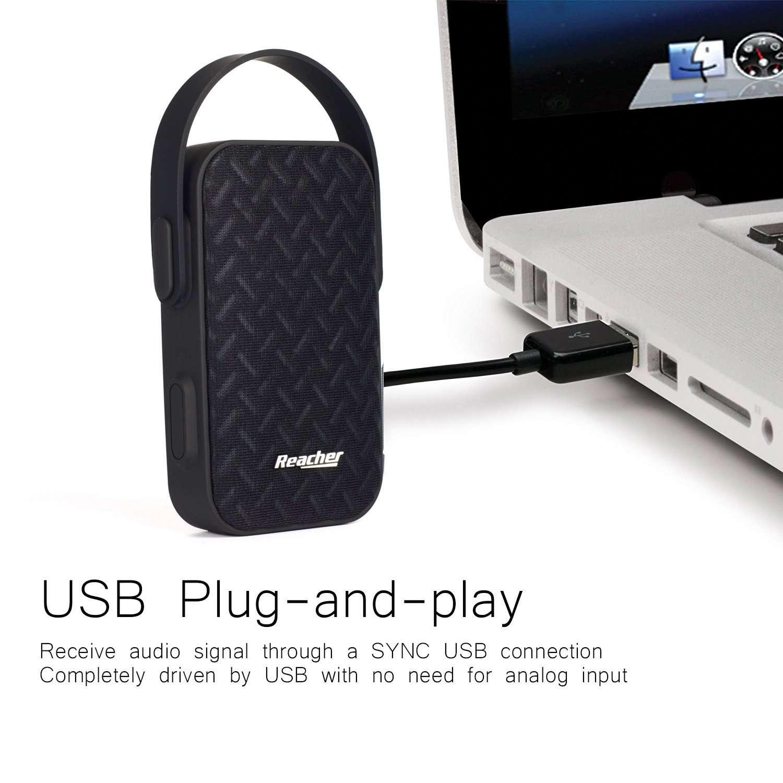 Reacher Portable Karaoke Machine USB