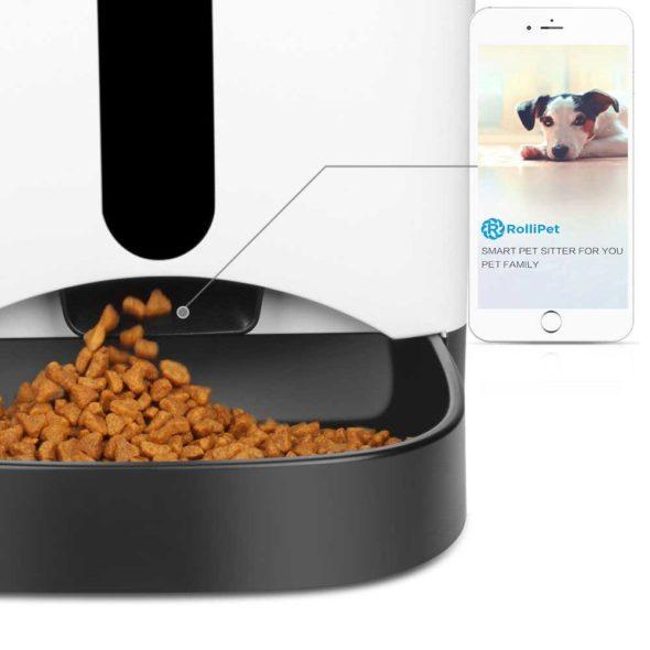 RolliPet Smart Pet Feeder App
