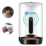 RolliPet Smart Pet Feeder Two Way Audio