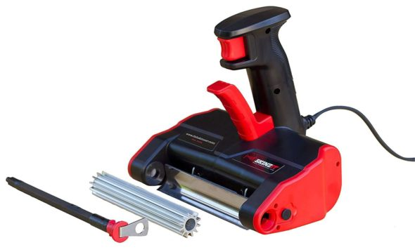 SKINZIT Electric Fish Skinner 4