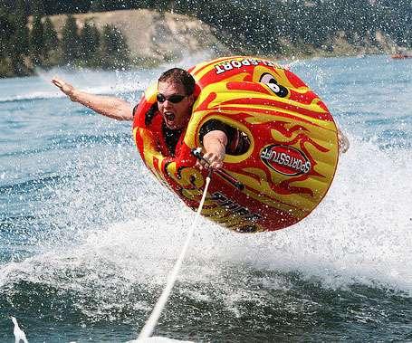 SPORTSSTUFF Sumo Suit Inflatable Boat Tow