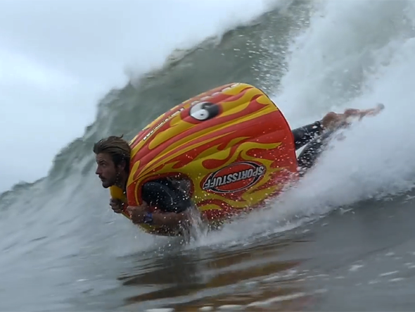 SPORTSSTUFF Sumo Suit Surfing