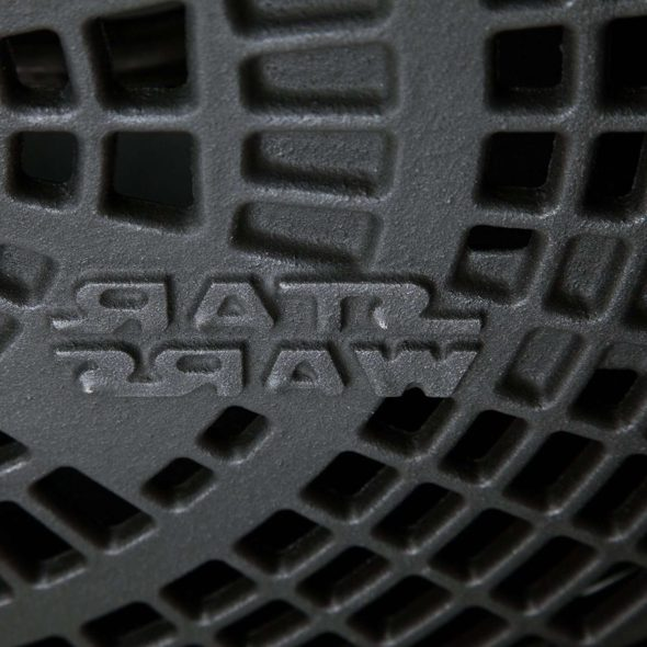 Star Wars TIE Fighter Gas Grill Searing Grate