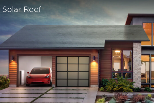 Tesla Solar Roof Available For Purchase Later Today