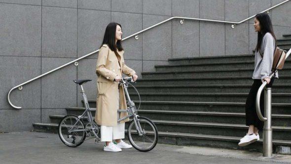 Whippet Folding Bike 1