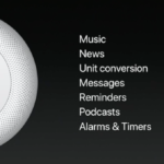 Apple HomePod Smart Speaker Stuff