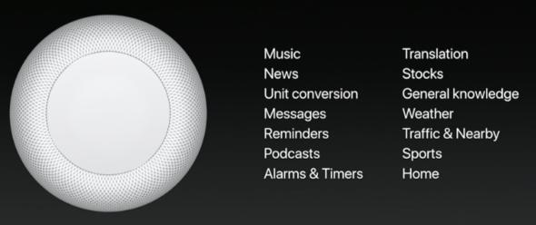 Apple HomePod Smart Speaker Stuff