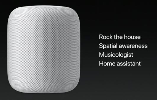 Apple HomePod Smart Speaker What does it do