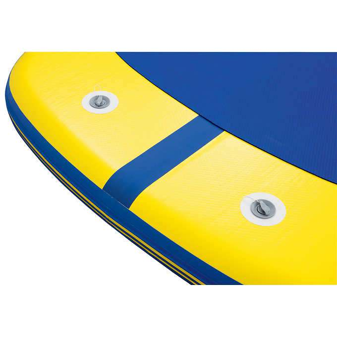 Bestway Hydro Force Huge 17' Stand Up Paddle Board Inflatable