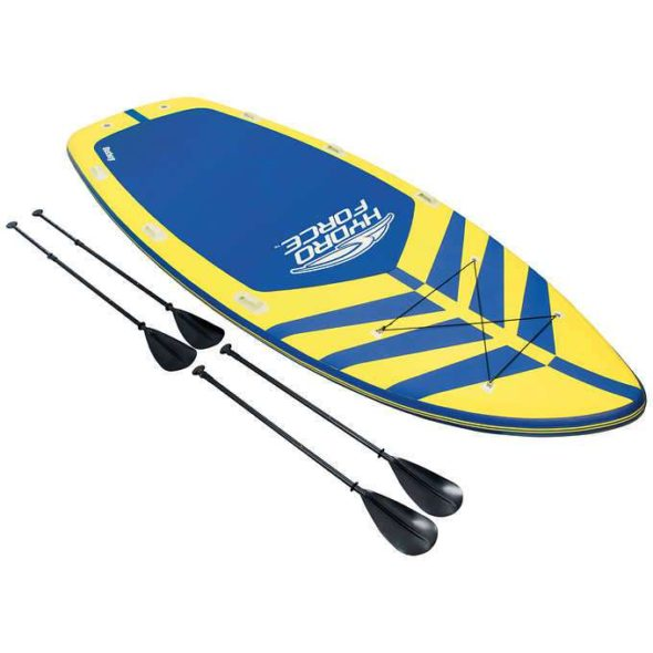Bestway Hydro Force Huge 17' Stand Up Paddle Board With Paddles
