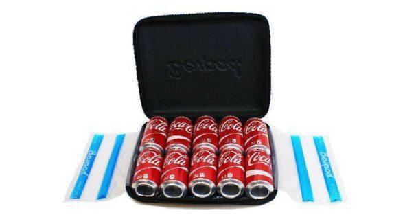 BevPod Slim Cooler Cans