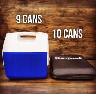 BevPod Slim Cooler Comparison