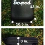 BevPod Slim Cooler Dimensions
