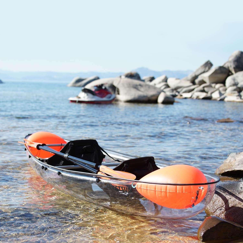 Driftsun Transparent Clear Kayak 1