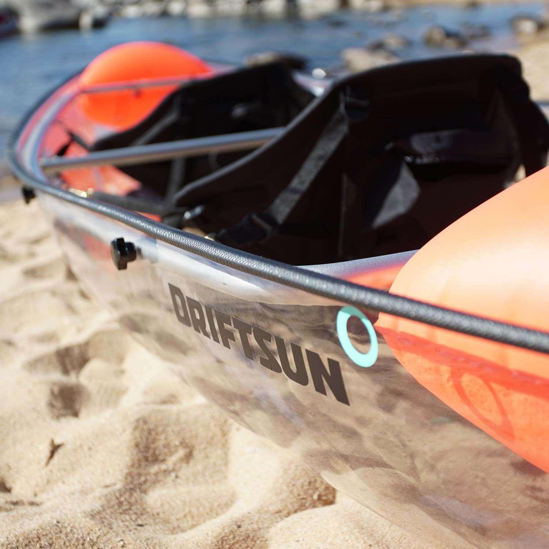 Driftsun Transparent Clear Kayak 3