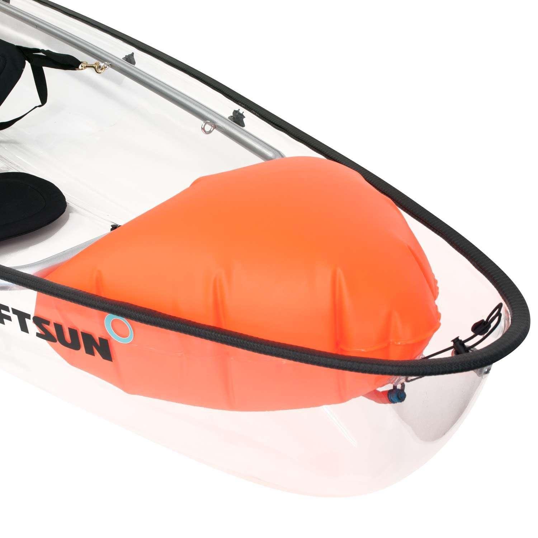 Driftsun Transparent Clear Kayak 7