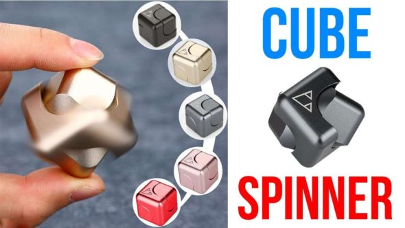 Fidget Cube Spinner Colors
