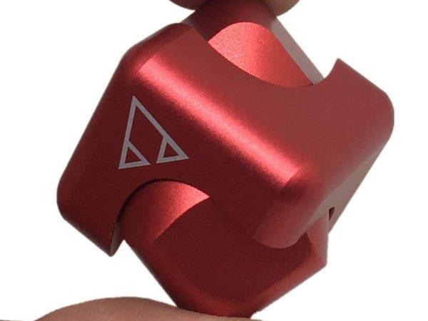 Fidget Cube Spinner Red
