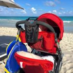 FlexSafe Outdoor Safe Lockbox Stroller