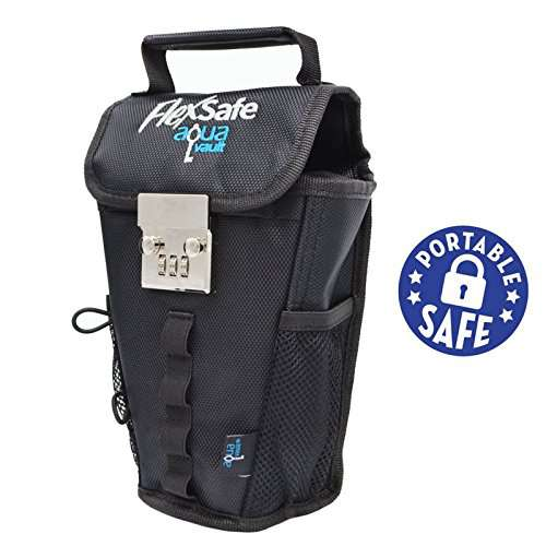 FlexSafe Outdoor Safe Lockbox
