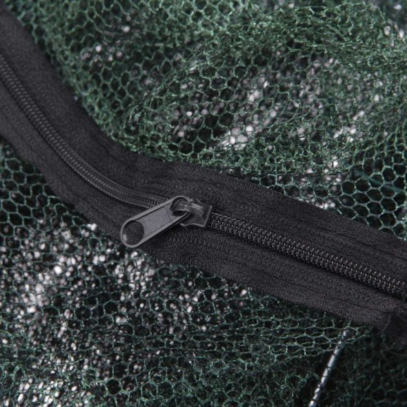 Folding Portable Fishing Net Trap Zipper