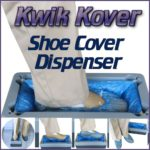 Kwik Kover Shoe Cover Dispenser 1