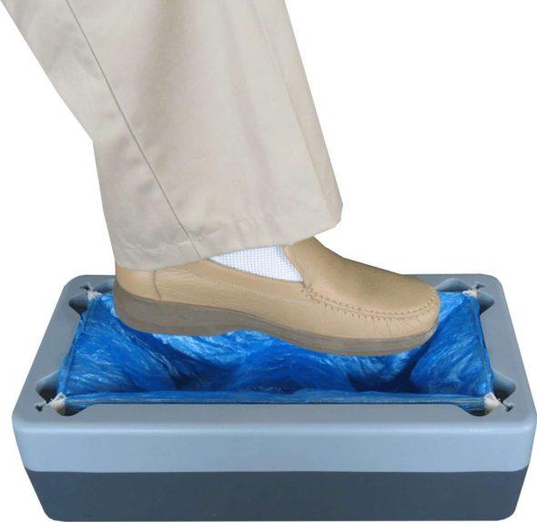 Kwik Kover Shoe Cover Dispenser 2