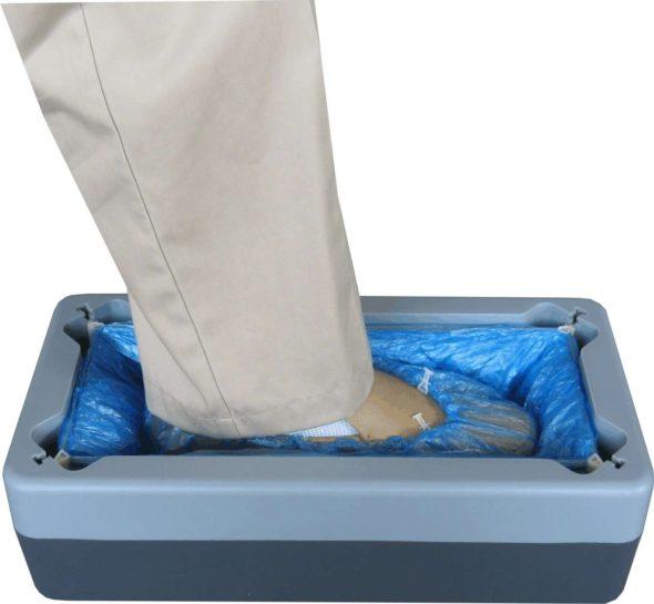 Kwik Kover Shoe Cover Dispenser 3