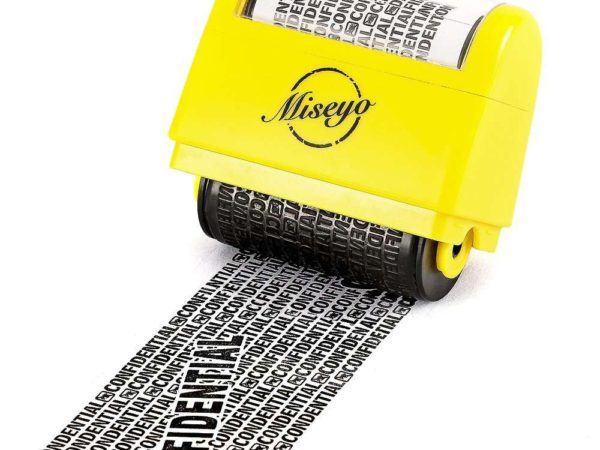 Miseyo Confidential Roller Stamp 1