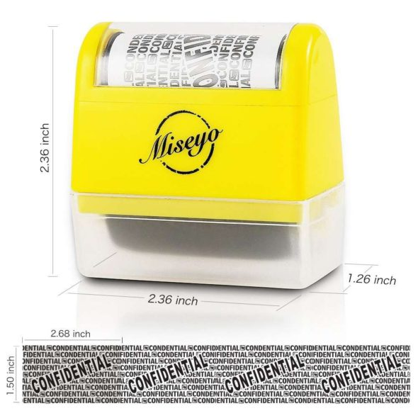 Miseyo Confidential Roller Stamp 2