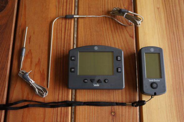 ThermoWorks Smoke TX-1300-CH Kit