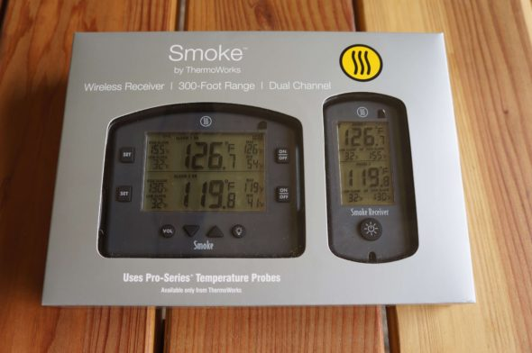 ThermoWorks Smoke TX-1300-CH Packaging