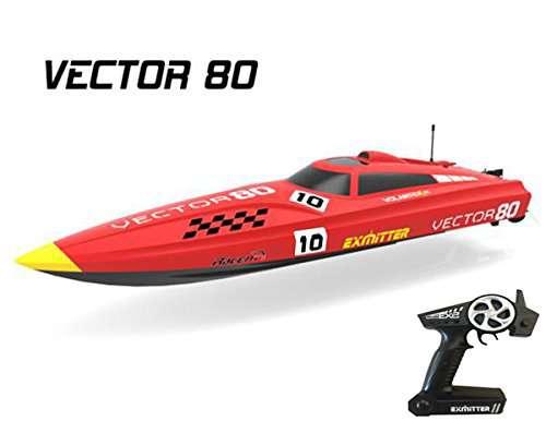 Volantex Vector 80 RC Boat 55mph