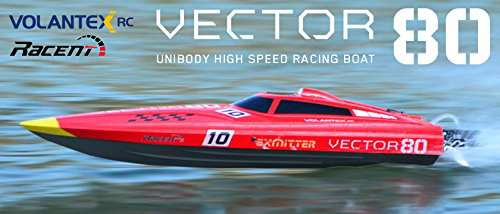 Volantex Vector 80 RC Boat Box