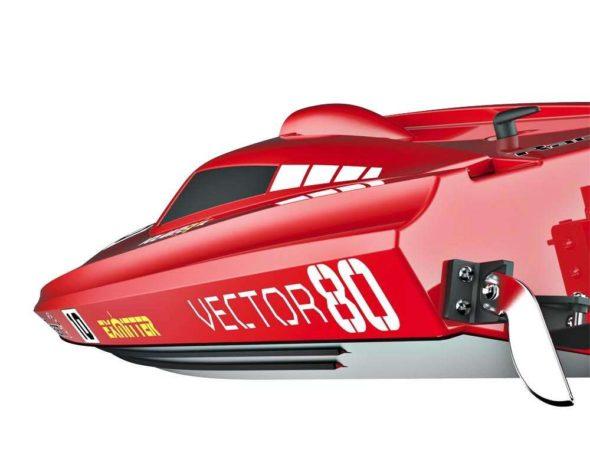 Volantex Vector 80 RC Boat Fin