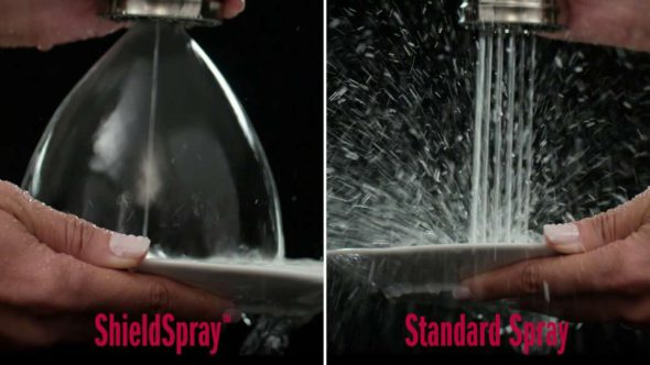 Delta ShieldSpray Faucet Comparison