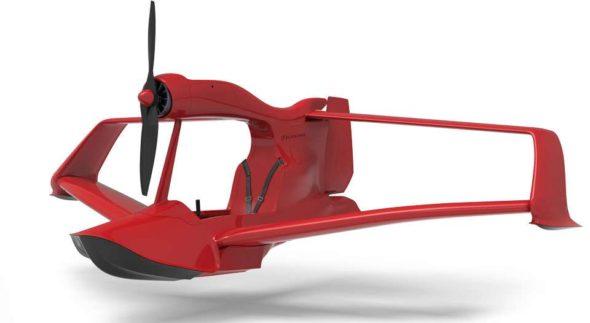 FlyNano Light Water Plane 1