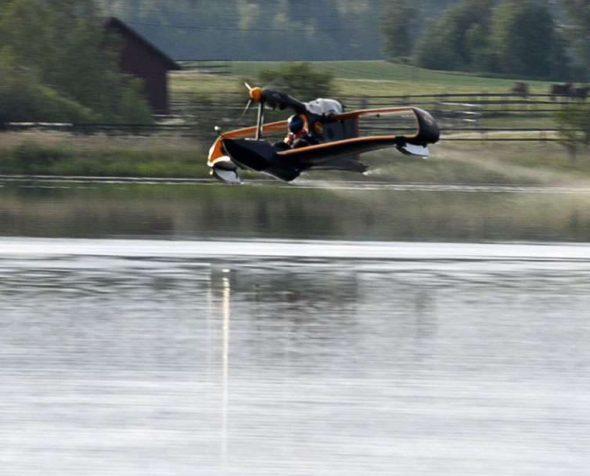 FlyNano Light Water Plane 2
