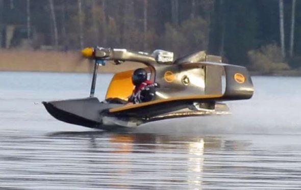 FlyNano Light Water Plane 3