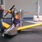 FlyNano Light Water Plane 4