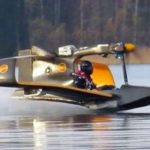 FlyNano Light Water Plane 5