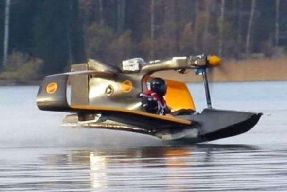 FlyNano Light Water Plane 5