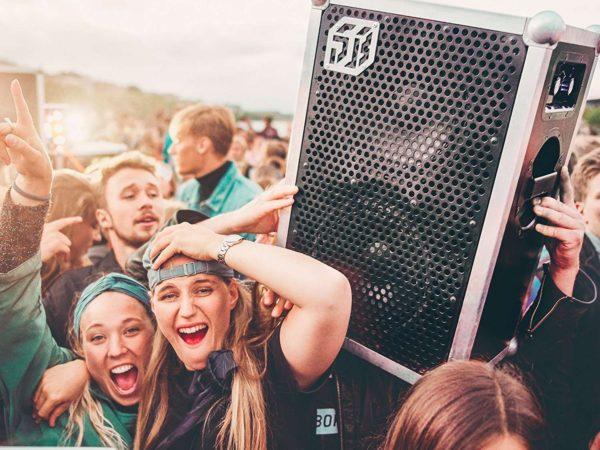 SOUNDBOKS Loud Portable Speaker 4