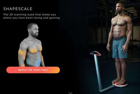 ShapeScale-3D-Body-Scanner
