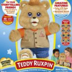 2017 Teddy Ruxpin LCD Eyes Packaging