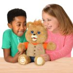 2017 Teddy Ruxpin LCD Eyes Stuffed Animal